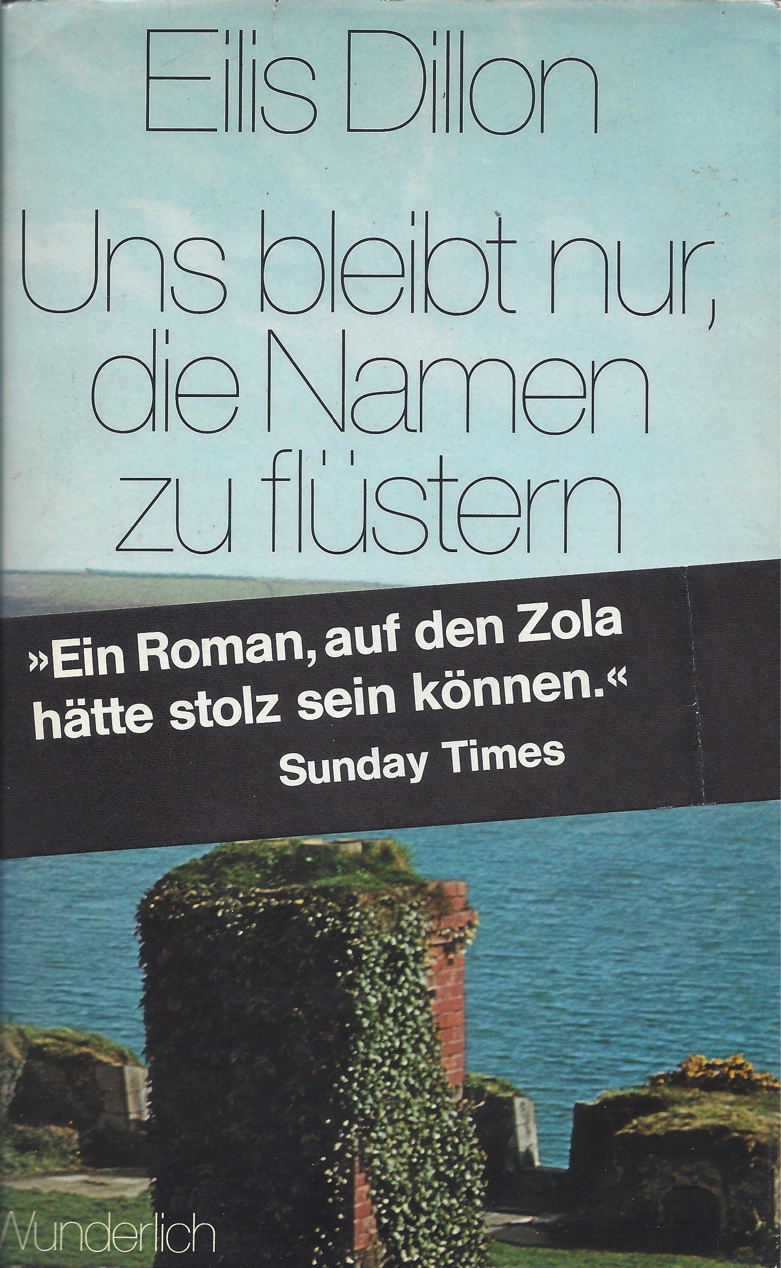 Across the Bitter Sea, German edition