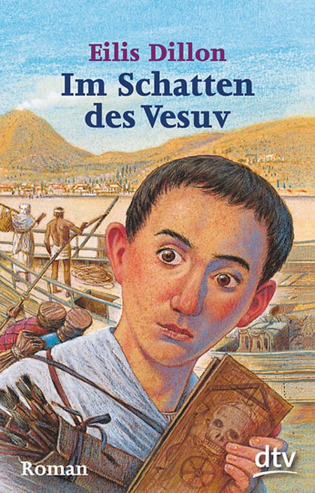 Shadow of Vesuvius, German edition