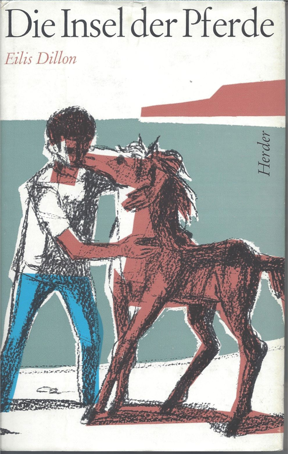 Island of Horses, German edition