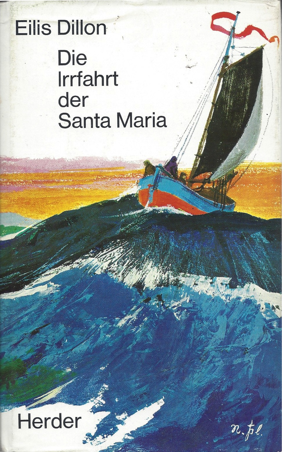 Cruise of Santa Maria, German edition