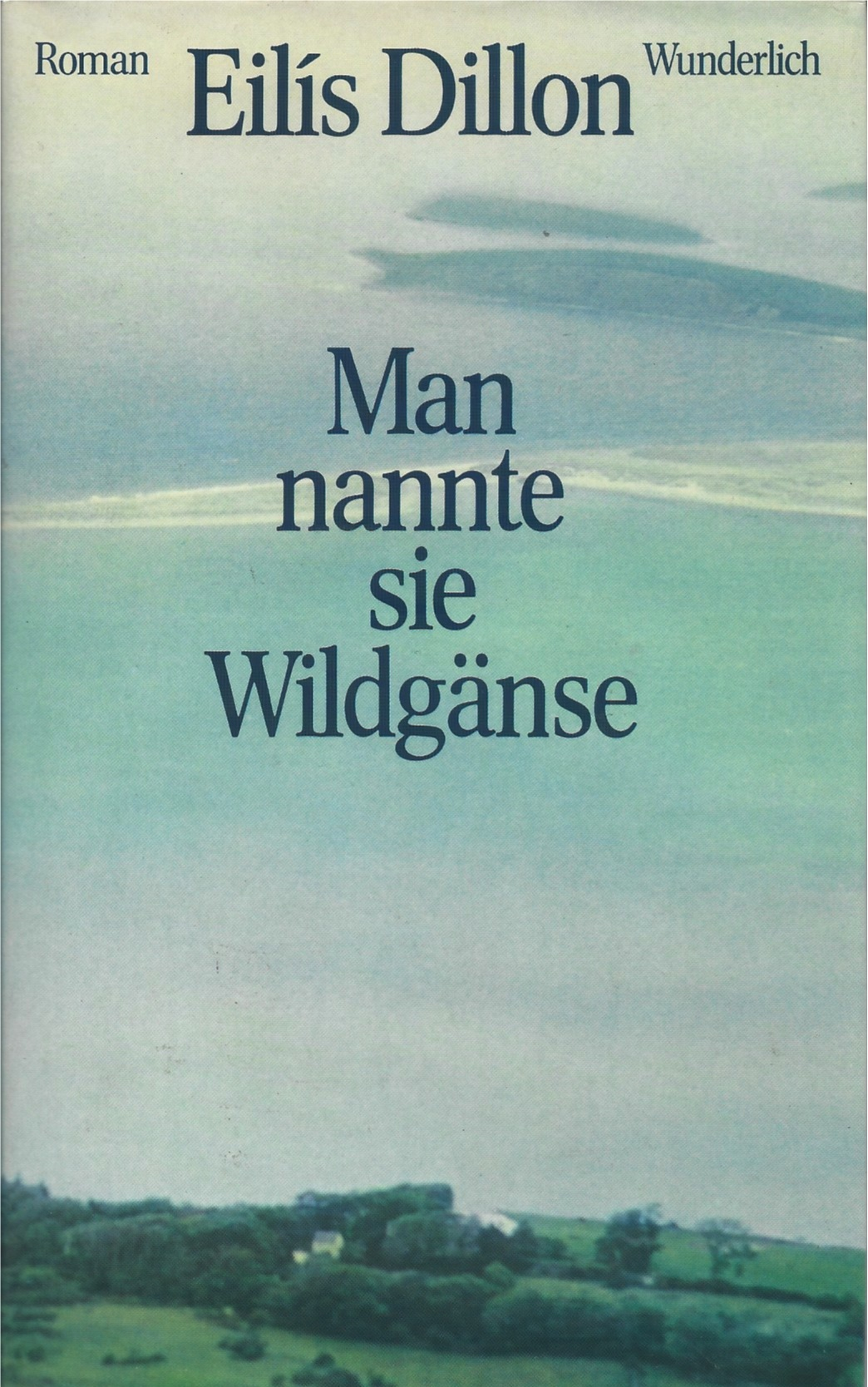 Wild Geese, German edition